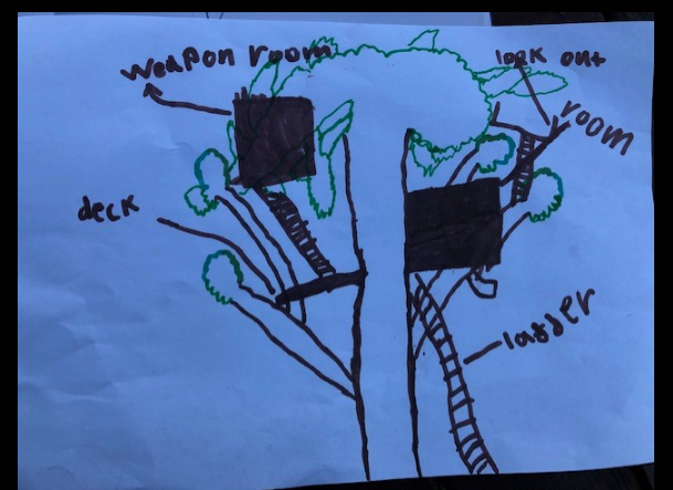 Griffin Treehouse Age 6