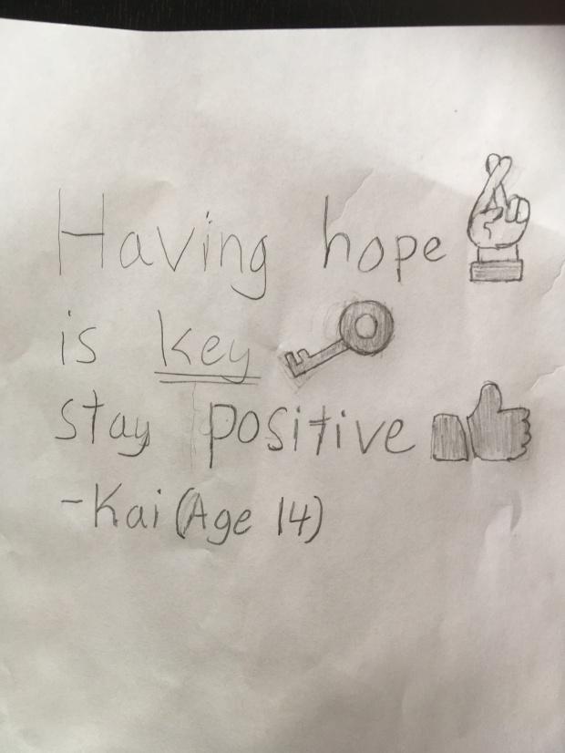Kai Age 14