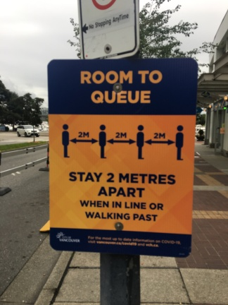 Walking Line Cue IMG_7457